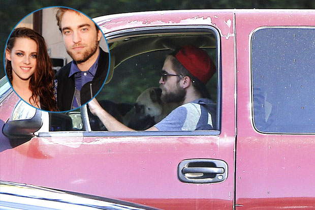 Robert Pattinson Moves Out of Kristen Stewart's House