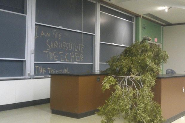 Teachers Get The Last Laugh