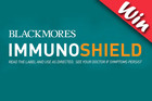 Win $100 Blackmores Immuno Shield Winter Packs
