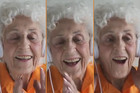 89-Year-Old Lip-Syncs To Her Favorite Song
