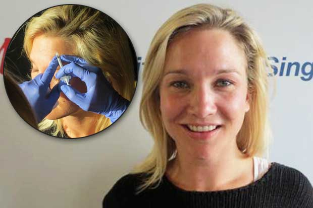 Hayley Holt Gets Botox PHOTOS