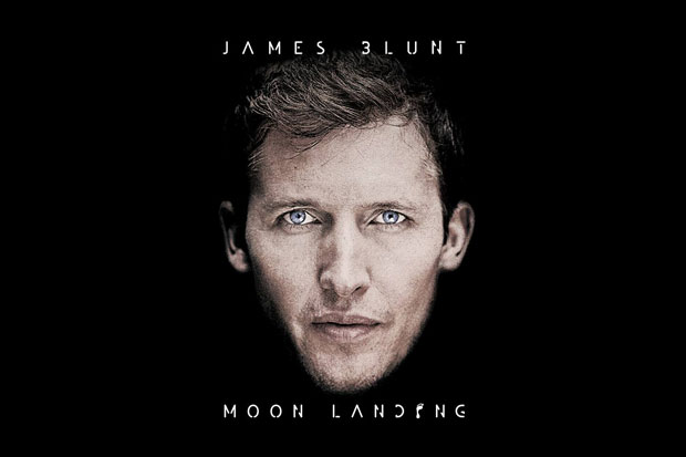 Win A Copy Of James Blunt 'Moon Landing'