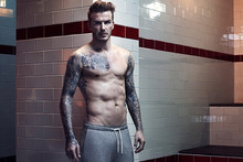 David Beckham In His New H&M Underwear Collection