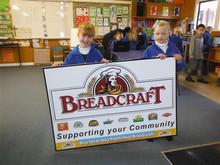 Breadcraft Breakfast Classroom Shout