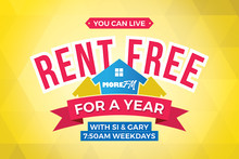 Live Rent Free for a Year!