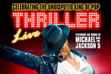 More FM Ticket to Thriller Live plus flights and accom!