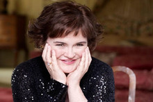 Susan Boyle wants to adopt a child