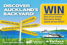 Discover Auckland's Backyard