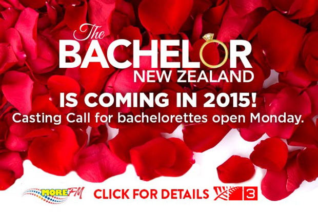 The Bachelor is Coming to New Zealand!