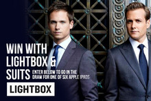 Win with Lightbox