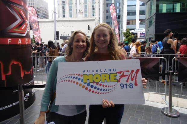 The X Factor NZ Live Auditions!