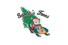 Merry Christmas from Santa's Trees