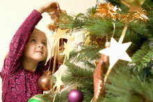 Christmas Trees Decorated by More FM Listeners