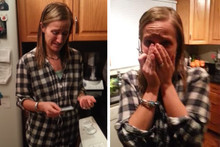 Guy's Surprise Anniversary Gift To His Wife Gets Beautiful Reaction