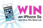Win an iPhone 5s!