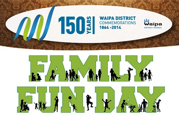 Waipa's Family Fun Day