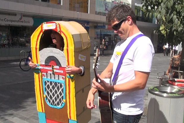 Joe and Dean's Jukebox Joy