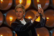 Ellen DeGeneres Breaks Twitter During Oscars with Ultimate Star-Studded Selfie