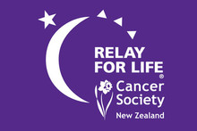 Relay For Life - Purple Couch