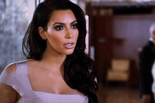 Kim Kardashian Wins Her First Award for Acting