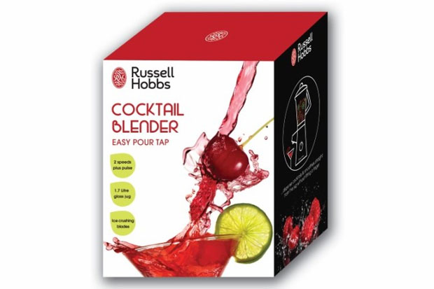 Win a Russell Hobbs Cocktail Blender