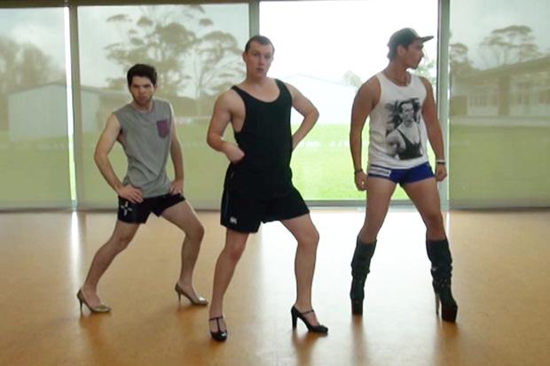 Joe & Dean's Beyonce In Heels