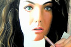 Video: Amazing drawing of Lorde