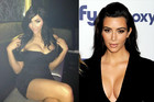 OMG Woman Spends Almost $30,000 To Look Like Kim Kardashian