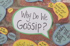 Why Do We Gossip?