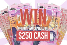 Win $250 Cash with MusicLab