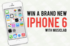 Win an iPhone 6 with MusicLab