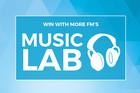 Win with More FM's MusicLab