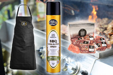 Win 1 of 3 Alfa One BBQ prize packs with What's Fresh!