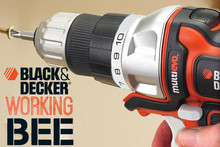 Win a Black & Decker Working Bee!