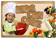KIDS CAN COOK WINNER