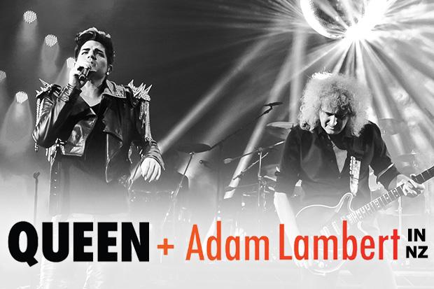 Adam Lambert is Coming To NZ To Perform With Queen