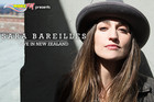Sara Bareilles is Having a Concert in New Zealand!