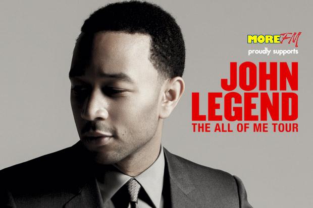 More FM Ticket to John Legend