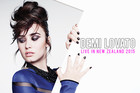 More FM Ticket to Demi Lovato
