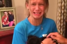 Her Reaction Is Priceless! Girl Gets Surprise Puppy For Her Birthday