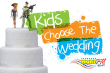 Enter MORE FM's Kids Choose Your Wedding