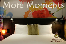 More Moments with Museum Art Hotel