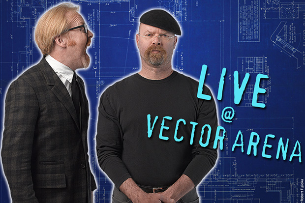 More FM Ticket to MythBusters – Behind the Myths Tour