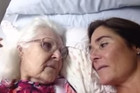 A Mum with Alzheimer's Remembers Her Daughter Again