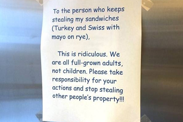 The Greatest Sandwich Ransom Story To Ever Exist