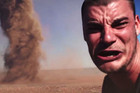 OMG Man Takes Most Dangerous Selfie Ever