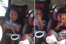 Little Boy Argues With His Mother About Being Pregnant Again