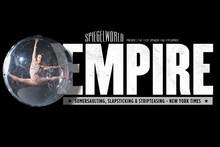 More FM Ticket to Spiegelworld: Empire!