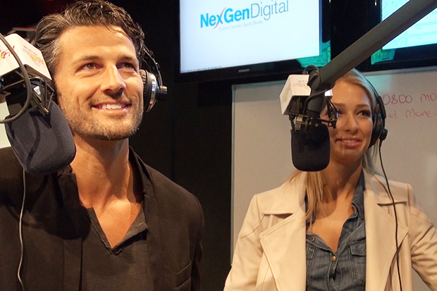 Si & Gary Chat to The Bachelor Australia's Tim and Anna