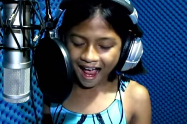 An Incredible Celine Dion Cover From a 10-Year-Old Girl